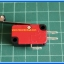 1x V-156-1C25 Micro Limit Switch with Roller SPDT NO NC Com Pins thumbnail 3