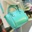 กระเป๋าแฟชั่น สีเขียวอ่อน thumbnail 1