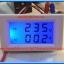 1x Digital LCD AC Voltmeter Ammeter 100-300V 0- 100 Amp Panel Module thumbnail 5