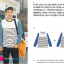 เสื้อคู่ เสื้อคู่รัก ชุดคู่รัก เสื้อคู่รักแขนยาวเกาหลี ผู้หญิง + ผู้ชาย เสื้อยืดกึ่งเสื้อเชิ้ตแขนยาว สีขาวลายเส้นขวางสีดำ แขนเสื้อผ้ายีนส์นิ่มดีไซน์แบบแขนเสื้อเชิ้ต thumbnail 9