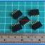 5x Female Pin Header 1x5 Pin Single Row Pitch 2.54mm (5pcs per lot) thumbnail 2