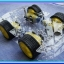 1x Smart Robot Car 4WD Wheel Drive Chassis Kit With 4 Motors and 4 Wheels thumbnail 6