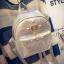 กระเป๋าเป้เล็ก สี Silver thumbnail 1