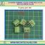 5x SCREW TERMINAL BLOCK 3 PINS Pitch 3.5 mm 300V/10A GREEN COLOR thumbnail 1