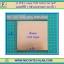 1x แผ่นพีซีบี 1 หน้าแบบธรรมดา ขนาด 4x4 นิ้ว (PCB 1 Layer PCB 1.6mm Size 4x4 Inch) thumbnail 1