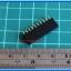 1x Female Pin Header 1x10 Pin Single Row Pitch 2.54mm (1pcs per lot) thumbnail 2