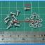 10x สกรูหัวกลม M3 ยาว 6 มม. +น็อตตัวเมีย (M3* 6mm Screws)(M) thumbnail 2