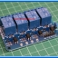 1x Relay 4-channel DC 12V with Opto-isolator module thumbnail 3