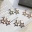 เลือกสีด้านในค่ะ ต่างหู Jewel Star Korea ER4145 thumbnail 1