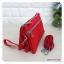 กระเป๋าสะพายข้างสายยาว สีแดง thumbnail 2