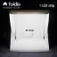 Foldio สตูดิโอถ่ายภาพ ขนาดพกพา ขนาด 10″ (ไฟ LED 1 เส้น) thumbnail 1