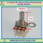 1x Volume VR 1 Mohm (15mm) Potentiometer Variable Resistor thumbnail 1