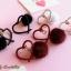 เลือกสีด้านในค่ะ ต่างหู Heart and Fur Korea ER4474 thumbnail 6
