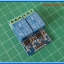 1x Relay 2 channel Opto Isolator DC 12V 10A 250VAC module thumbnail 3