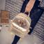 กระเป๋าเป้เล็ก สี Gold thumbnail 2
