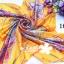 ผ้าพันคอผ้าซาติน Orange Classis thumbnail 2