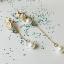 ต่างหู ต่างหูแฟชั่น ต่างหูหอยมุก แต่งดาว ER9635 thumbnail 8