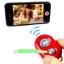 ราคาพิเศษ!! บลูทูธชัตเตอร์กล้อง ควบคุมระยะไกลสำหรับ IOS และ Android โทรศัพท์ Bluetooth Remote Shutter thumbnail 1
