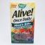 Nature's Way, Alive! Once Daily, Men's 50+, Multi-Vitamin, 60 Tablets thumbnail 1