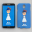 AURORE MON AMOUR SNAP CASE FOR GALAXY NOTE 3 thumbnail 1
