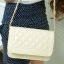 กระเป๋าสะพาย สีขาว thumbnail 2