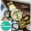 """นาฬิกาคู่ นาฬิกาข้อมือคู่ นาฬิกาข้อมือคู่รัก ยี่ห้อ CASIO CLASSIC """"GOLD"""" thumbnail 5"""
