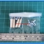 4x M3 Spacers 18 mm + 4x M3 Screws + 4x M3 Nuts (เสารองพีซีบีแบบปลายผู้เมีย 18 มม) thumbnail 2