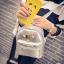 กระเป๋าเป้เล็ก สี Silver thumbnail 4