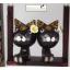 ตุ๊กตาไม้แมวคู่บนชิงช้า thumbnail 3