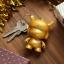 พวงกุญแจ MiTU สีทอง thumbnail 2