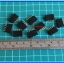 10x Female Pin Header 1x5 Pin Single Row Pitch 2.54mm (10pcs per lot) thumbnail 2