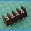 1x Terminal Block 10 mm 4 Pins 300V/25A Connector Barrier Type thumbnail 6