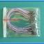 1x Jumper (F2M) cable 20 cm 10pcs Purple color (Female to Male) thumbnail 2