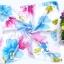 ผ้าพันคอผ้าซาติน Blossom thumbnail 2