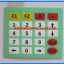 1x Keypad 4x5 Membrane matrix keypad Switch thumbnail 2