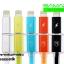 ราคาพิเศษ!! สายชาร์จ iphone สายชาร์จ samsung 2 in 1 remax aurora ใช้ได้ทั้ง IOS android สายเรืองแสง มีไฟโชว์สถานะเวลาชาร์จ thumbnail 1