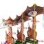 ตุ๊กตาไม้แกะสลัก แมวเจ้าเลห์ แอลฟี่ (เซ็ท 3 ตัว) thumbnail 7