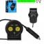 ราคาพิเศษ HOCO UC207 ที่ชาร์ท ในรถทรงแก้ว 2-Port USB และ 2 รูสำหรับ เสียบที่จุดบุหรี่ ทนทาน ใช้ง่าย thumbnail 7