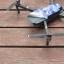 PGYTECH CA4 Mavic PRO Sticker Drone Body & 2pcs battery stickers Decals For DJI Mavic PRO Drone Free Remote Control Protective Film thumbnail 4