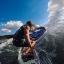 "Smatree Remote Pole S3C ไม้ Selfie Carbon สำหรับ GoPro พร้อมก้านรอยน้ำ (14""-40"") สำเนา thumbnail 8"