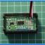 1x Digital DC Voltmeter 0-30 Vdc 3 Wires 0.56 Inch Module (Green Color) thumbnail 3