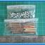 12x เสารองแบบเหลี่ยม 25 มม. 24x สกรู M3 (Pillars 25 mm) thumbnail 2