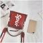 กระเป๋าถือ + สะพายข้าง LV SUPREME สีแดง thumbnail 6