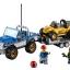LEGO City 60082 : Great Vehicles Dune Buggy Trailer thumbnail 3