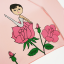ROSE AURORE UMBRELLA thumbnail 4