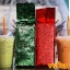 ชาเขียวป่น Green Tea (ชาเขียวผง) เกรดพรีเมี่ยม Premium Tea รับประกันคุณภาพ thumbnail 8