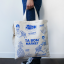 TABOM MARKET BLUE TWO-WAY BAG thumbnail 4