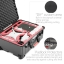PGYTECH Safety Carrying Case For Phantom4 Series Camera Drone Accessory Waterproof Hard EVA Foam Equipment Carrying thumbnail 7