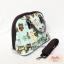 กระเป๋า Chalita wu + สายสะพาย โค้ง สีฟ้า ลายนกฮูก thumbnail 2