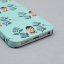 AURORE FLOWER MINT SNAP CASE FOR IPHONE 5 V2 thumbnail 4